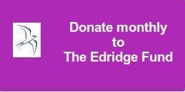 Edridge monthly donations